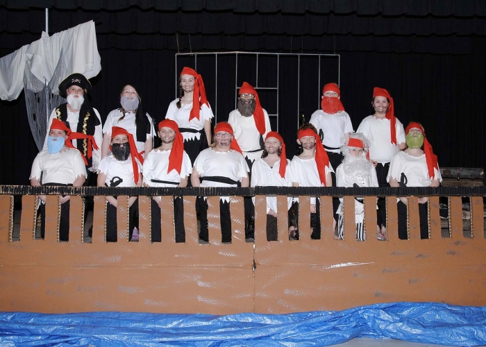 Pirates! The Musical Performed at Woodland Elementary | Archives for